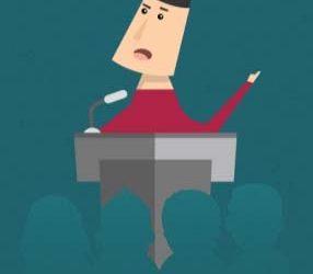 Public Speaking Fear: Getting Rid of It In a Jiffy