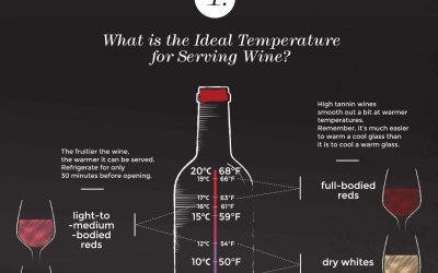 Wine Drinker's Guide: Temperatures for Serving