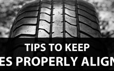 Tips to Keep Tires Properly Aligned