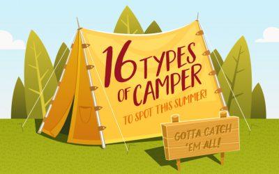 16 Types of Camper