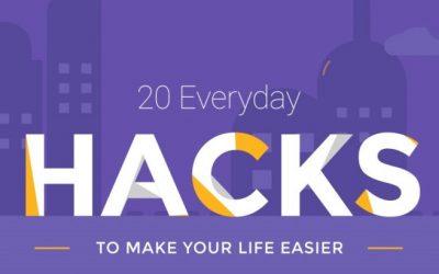20 Everyday  Hacks To Make Life Easier