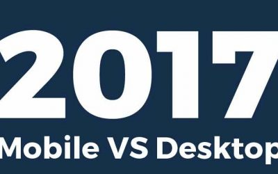 2017 Mobile VS Desktop Trends Helps Small Businesses Earn