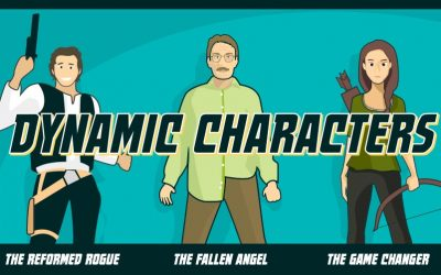 Writing Dynamic Characters: The Book Deal