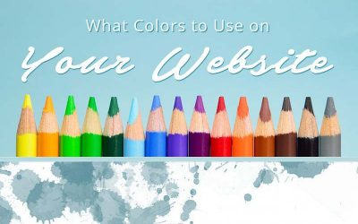 What Colors to Use on Your Website
