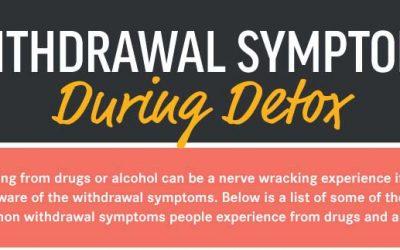 Withdrawal Symptoms During Drug Detox