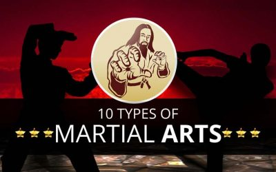 10 Types of Martial Arts