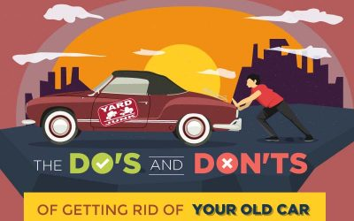The Do's and Don'ts of Getting Rid of Your Old Car