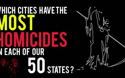 Which Cities Have the Most Homicides in Each of Our 50 States?