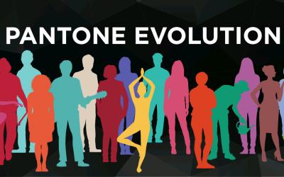 Evolution of Pantone