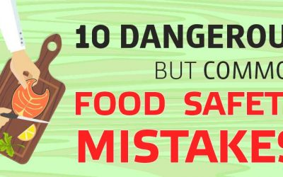10 Food Safety Mistakes You Never Noticed