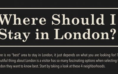 Where Shall I Stay In London?