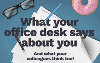 What Your Office Desk Says About You