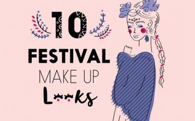 10 Stunning Festival Makeup Looks