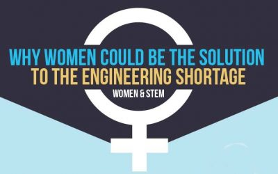 Why Women Could Be The Solution To The Engineering Shortage