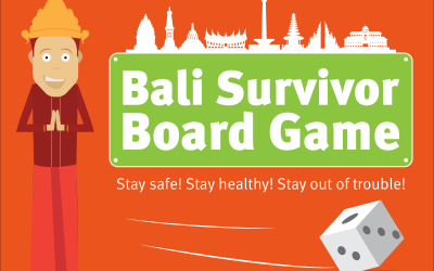 Bali Survivor Board Game