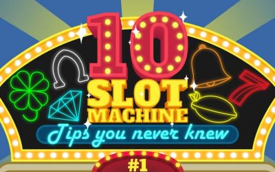 10 Slot Machine Secret Tips You Never Knew