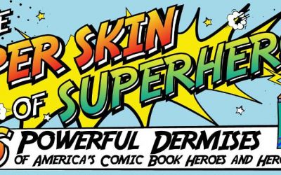 The Super Skin of Superheroes