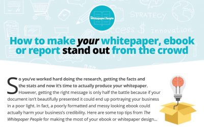 Top Tips for Whitepaper Design