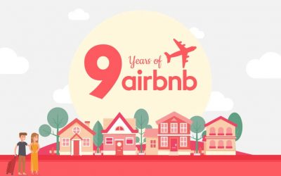 9 Years of Airbnb