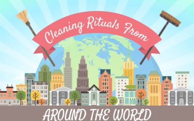 Cleaning Rituals From Around The World