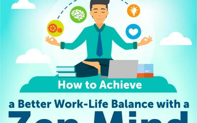 How to Achieve Better Work-Life Balance With Zen Mind