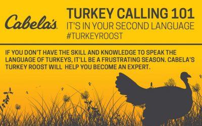 Turkey Calling 101