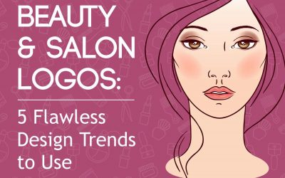Beauty & Salon Logos: 5 Flawless Design Trends to Use