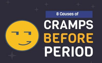 7 Causes of Cramps Before Periods