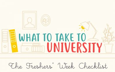 What to Take to University: The Freshers' Week Checklist