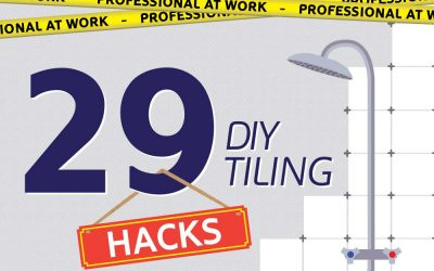 29 DIY Tiling Hacks & Tips for Smoother Projects