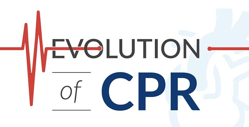 Evolution Of Cpr  Infographic