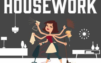 How Many Calories You Burn Doing Housework