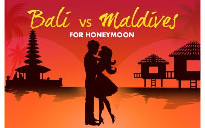 Bali Vs Maldives For Honeymoon: Compare The Two