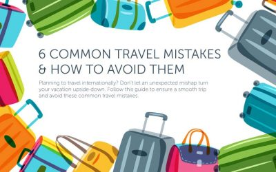 Common Travel Mistakes and How to Avoid Them