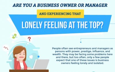 Business Owners: Are You Lonely at the Top?