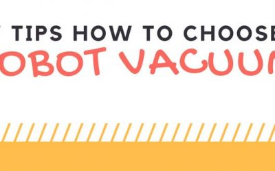 How to Choose the Best Robotic Vacuum Cleaner