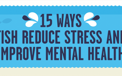 15 Ways Fish Reduce Stress & Improve Mental Health