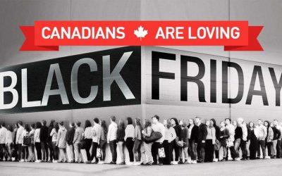 Black Friday : 6 Insights Into Canadian Buying Behavior