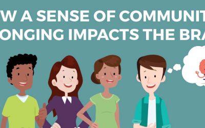 How a Sense of Community Belonging Impacts the Brain