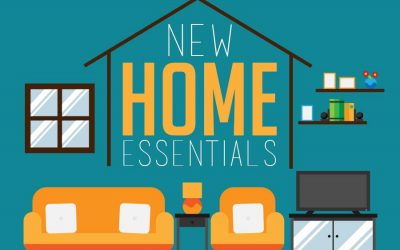 Essentials for a New Home