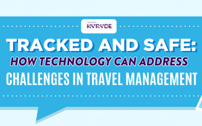 Tracked and Safe: Technology Addressing Challenges in Travel Management
