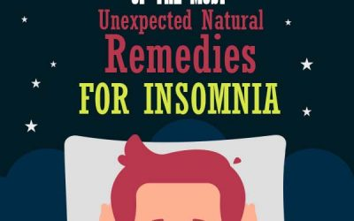 10 Unexpected Natural Remedies For Insomnia