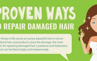 8 Proven Ways to Repair Damaged Hair