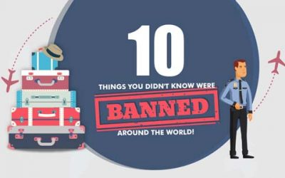 10 Things You Didn't Know Were Banned Around The World