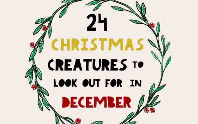 24 Christmas Creatures To Look Out For In December