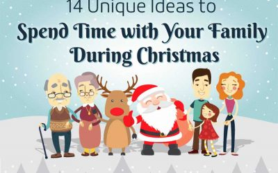 14 Unique Ideas to Spend Time With Family During Christmas