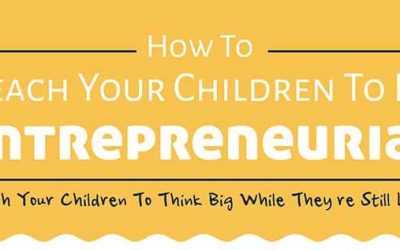 How To Teach Your Children To Be Entrepreneurial
