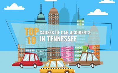 Top 10 Causes of Car Accidents in Tennessee in 2017