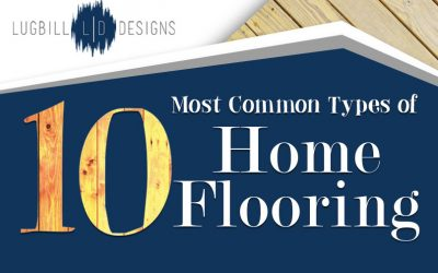 10 Most Common Types of Home Flooring