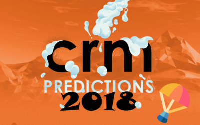 CRM Predictions 2018
